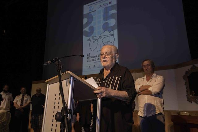 La XXV Mostra de Teatre de Dénia rinde homenaje a Vicent Balaguer y Pepe Catalá
