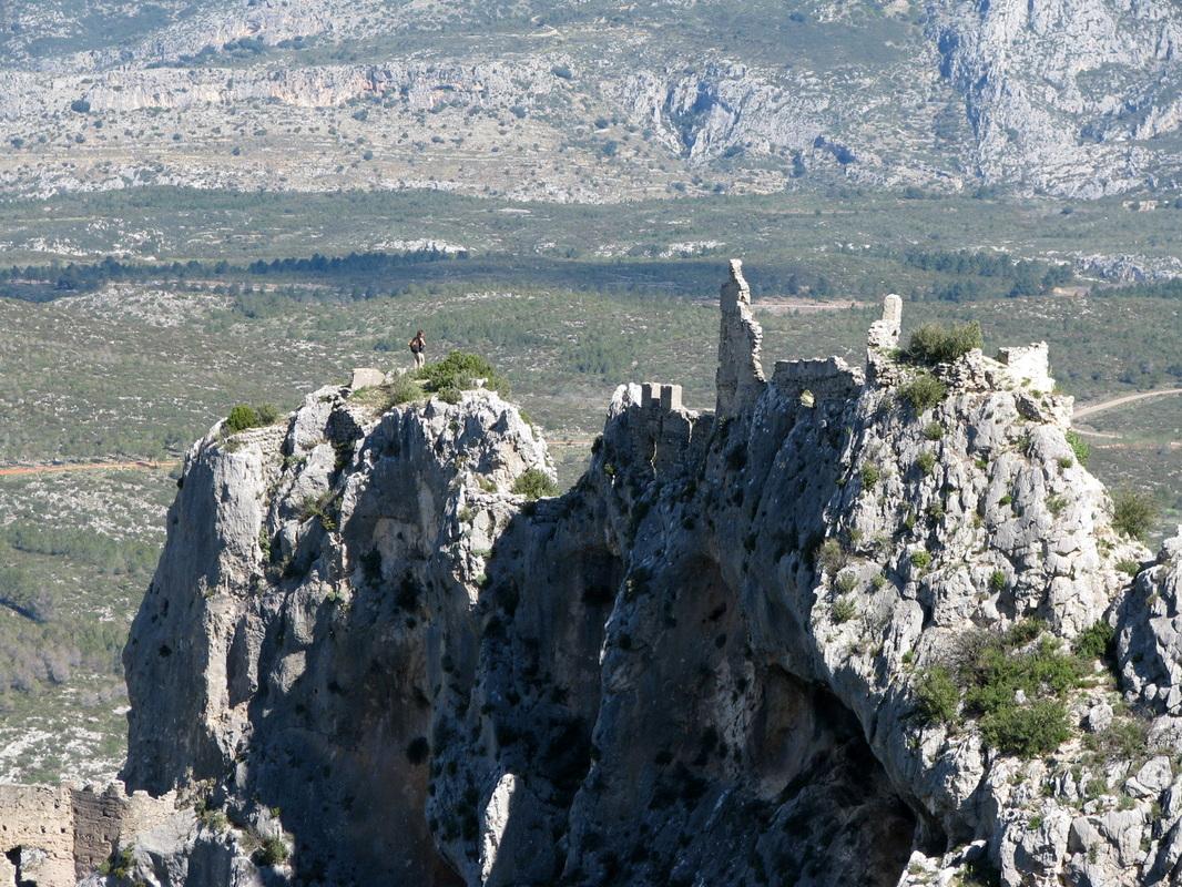 Tras el rastro de los castillos perdidos en la Marina Alta