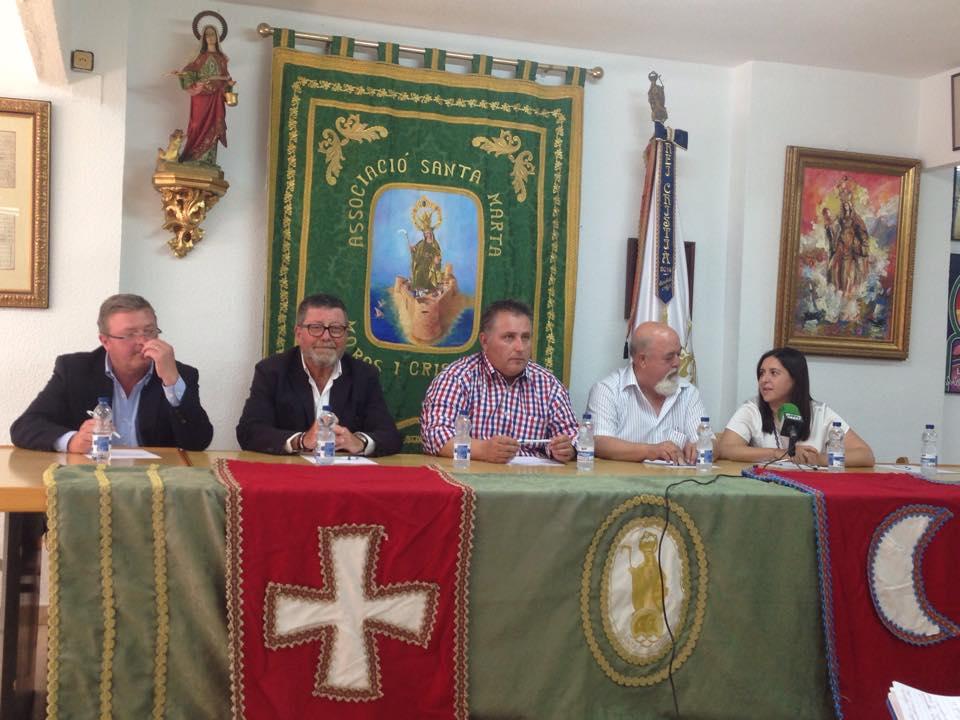 Los Moros y Cristianos de La Vila se preparan para la batalla