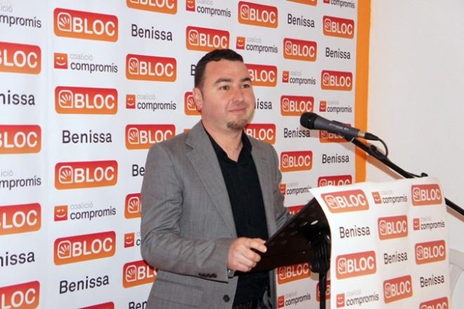 Compromís y PSOE firman un pacto en Benissa que rechaza Reiniciem