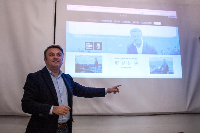 Chulvi será el diputado del PSOE y Ferrando le presenta batalla a Sánchez por el escaño del PP