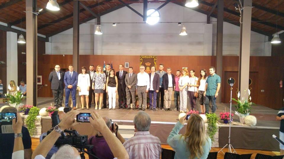 El PP acuerda con Compromís, PSOE y C's sueldos a la baja en Benissa