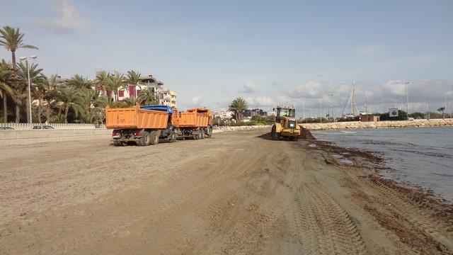 Dénia medirá el impacto que tiene sobre el cambio climático la actividad turística en sus playas