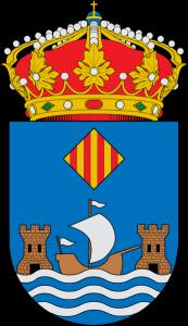 El escudo de La Vila desde 1976.