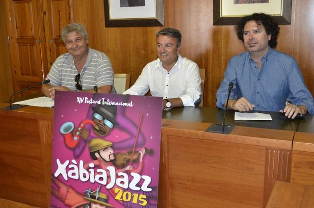 El afamado pianista Stefano Bollani tocará en el Festival Internacional Xàbia Jazz