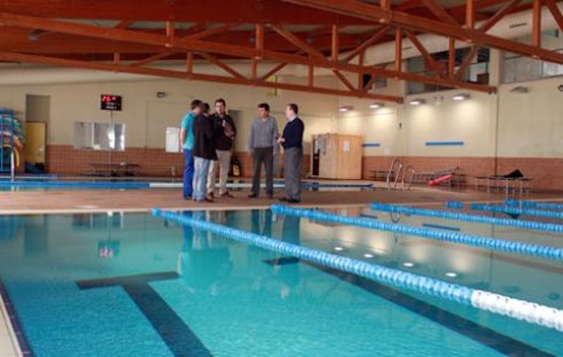 La empresa que explota la piscina y el gimnasio del palau for Piscina y gimnasio