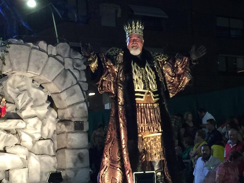 Las tropas del Rey 'Cazador' se preparan para la defensa de los moriscos