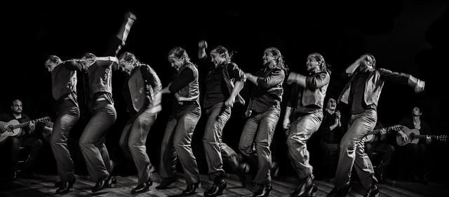 Música al Castell de Dénia: el flamenco llega de la mano de la compañía 'Alfonso Losa'