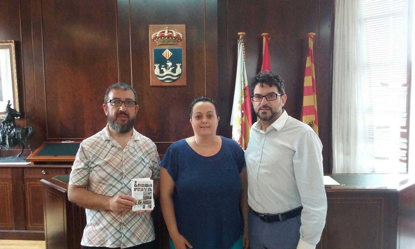 #Barbafesta vuelve a las calles de La Vila en Moros y Cristianos
