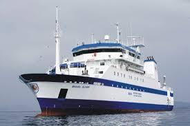 barco oceanograìfico