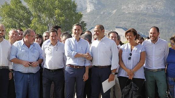 El PP propone al alcalde de Calp como presidente de la Diputación de Alicante