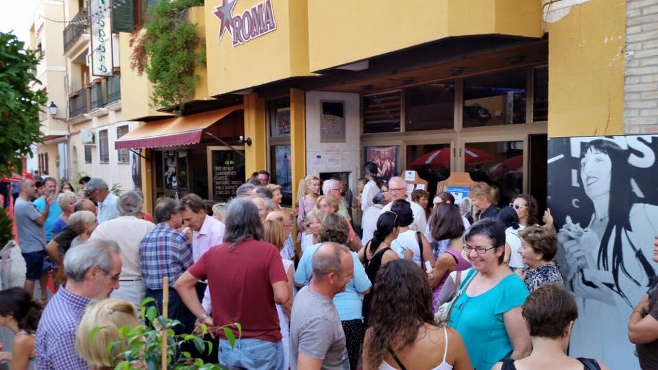 Más de 10.000 espectadores pasan por las salas de cine del Festival de L'Alfàs