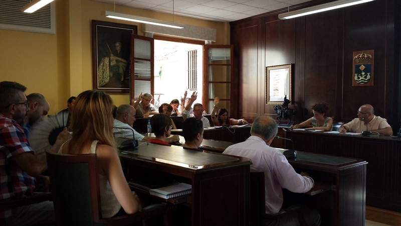 El gobierno de La Vila deja a la oposición fuera de las mesas de contratación