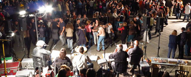 La tradición más bailable de los Pirineos llega a Dénia para abrir el XXIV Festival 'Música al Castell'