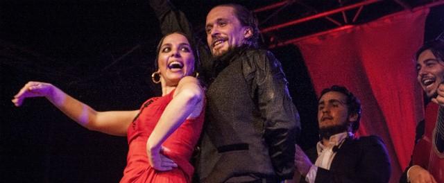 Música al Castell de Dénia: Lamentos flamencos por Alfonso Losa y Cía.