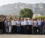 Alcaldes y concejales del Partido Popular en la Marina Alta.