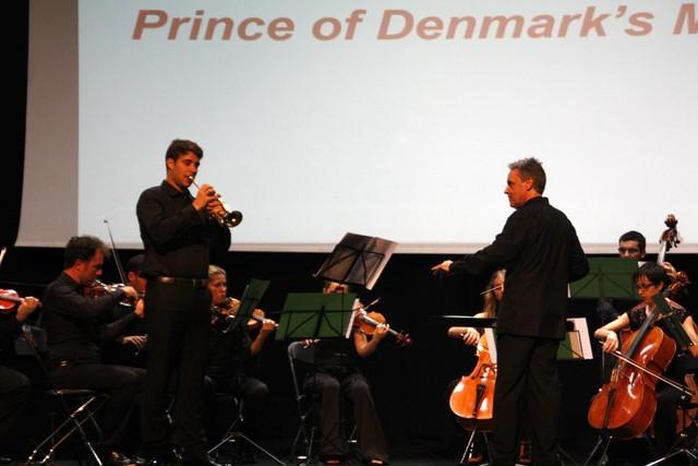 Clásica en estado puro para un brillante broche a la Setmana Internacional de la Música de Dénia
