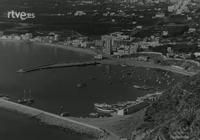 [NO-DO 1970. Veraneo en Xàbia] Cuando las urbanizaciones eran «bellas» y Manolo Santana visitaba el municipio