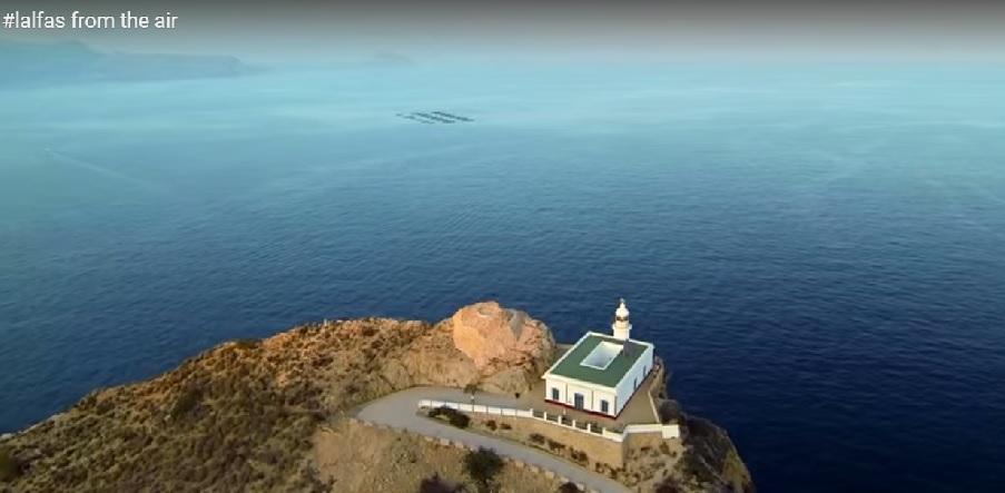 La playa de l'Albir en 44 segundos de fotografías