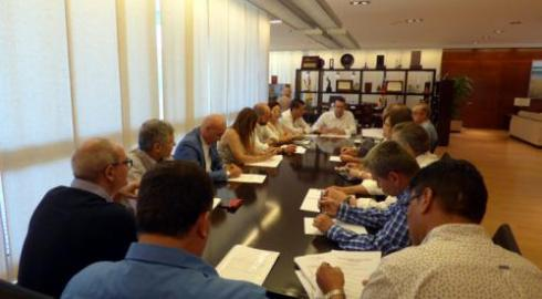 El Consejo de Escena Urbana de Benidorm vuelve a la actividad un año y medio después de la última reunión