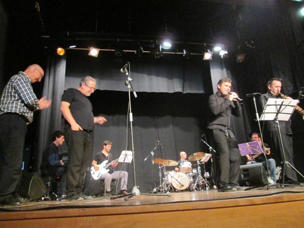 La música popular valenciana a ritmo de jazz llega a Música al Castell