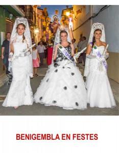 Festes Benigembla 2015