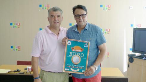 El Maratón del Euro cambia al puente de agosto para recaudar más fondos para fiestas