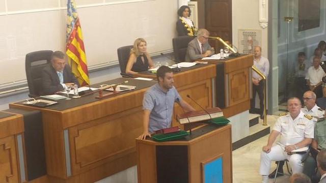 Gerard Fullana agita el debate regeneracional en la Diputación al destinar el 20% de su sueldo a contratar personal que asesore a los ayuntamientos