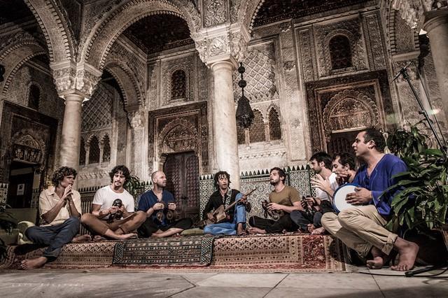 Los reyes de la fusión aterrizan en Música al Castell