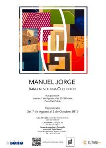 """Exposición del arquitecto y pintor Manuel Jorge: """"Trazos Arquitectónicos en la Pintura de Manuel Jorge"""" -Xàbia- @ Ca Lambert"""
