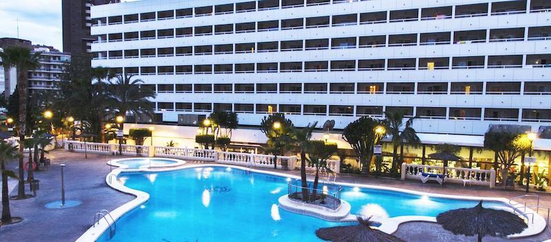 Los hoteles de Benidorm incrementaron su facturación y beneficios en plena crisis