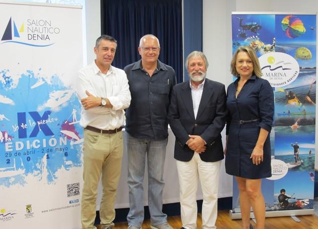 Marina de Dénia presenta su IX Salón Nautico