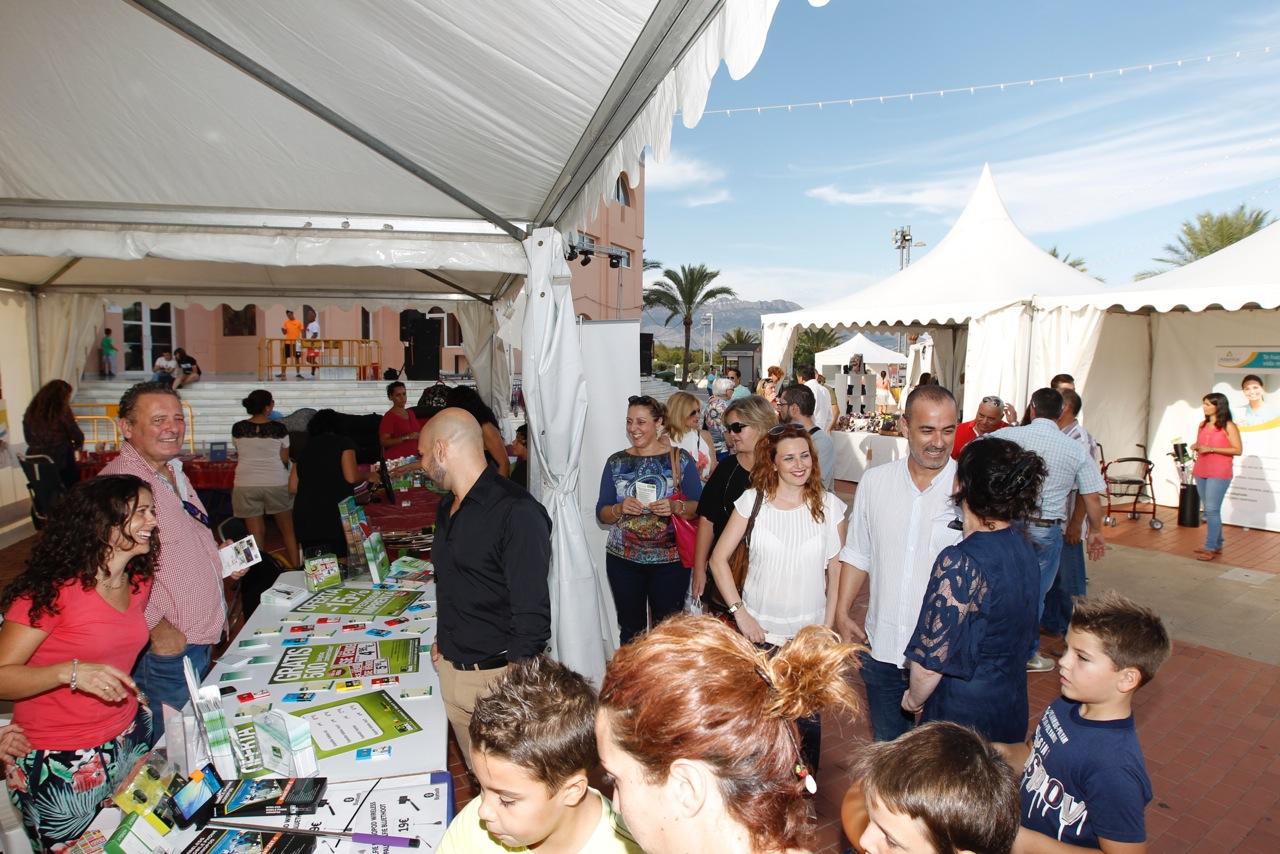 Arranca Fira L'Alfàs 2015: el mercado de ocio y negocio del fin de semana