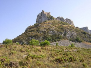 castillo de alfofra