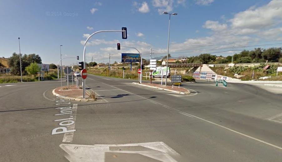 Adiós al cruce con semáforos del acceso al puerto y a la CV 759 de La Vila