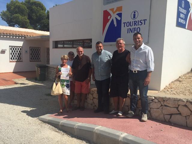 Benissa pulsa las inquietudes de los franceses residentes en el municipio