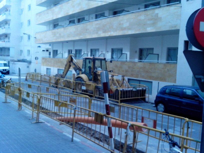 1.300 viviendas y 15 hoteles ya tienen gas natural en Benidorm
