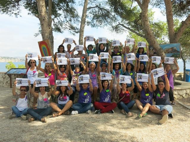 Vuit col·lectius feministes de la Marina Alta s'adhereixen a la marxa del 7N contra les violències de gènere