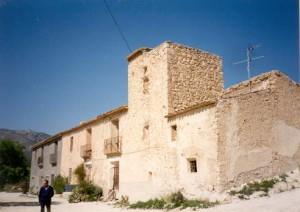Torre casa Balde.