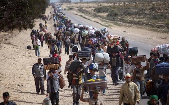 Moviment per la Pau convoca en Dénia una manifestación por los refugiados