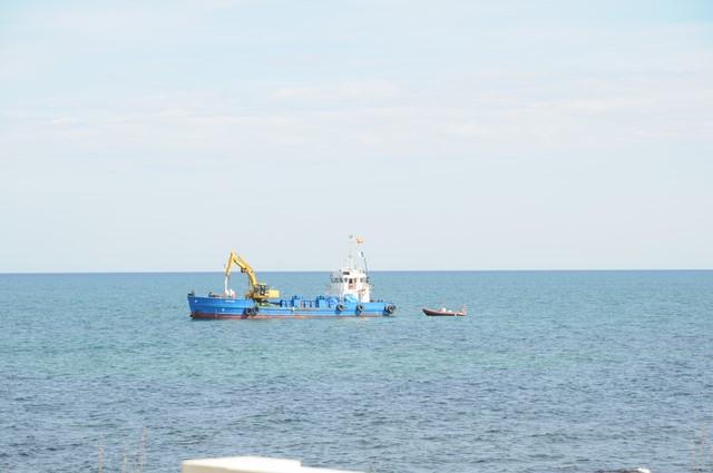 Sobre el misterioso barco de la Punta Negra de les Rotes
