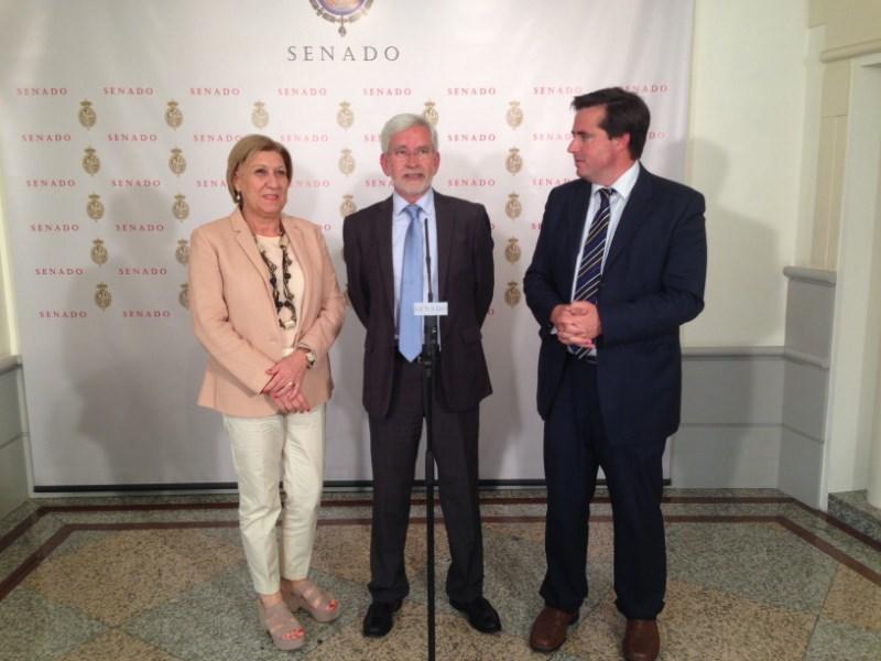 Encarna LLinares encabezará la lista del PSOE al Senado y Herick Campos asciende al número 3 del Congreso