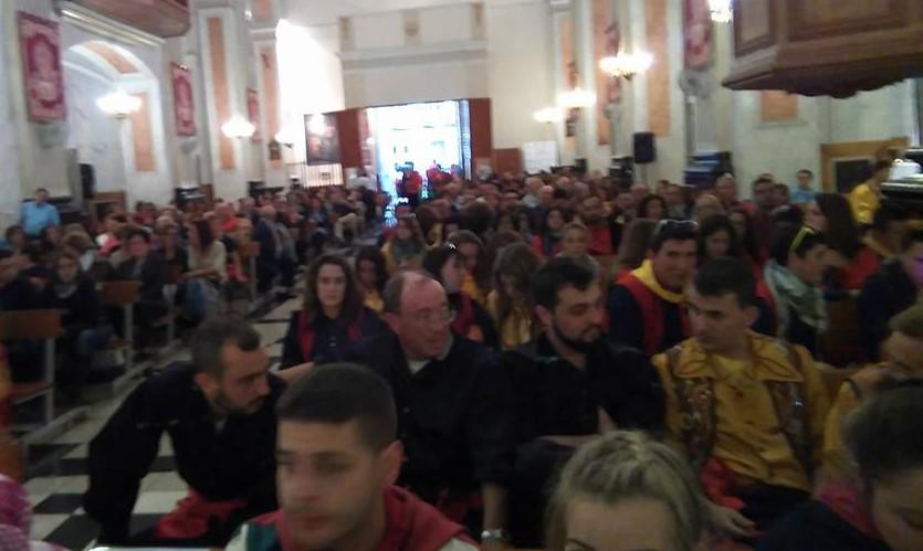 Callosa d'En Sarrià vuelve a ser cristiana