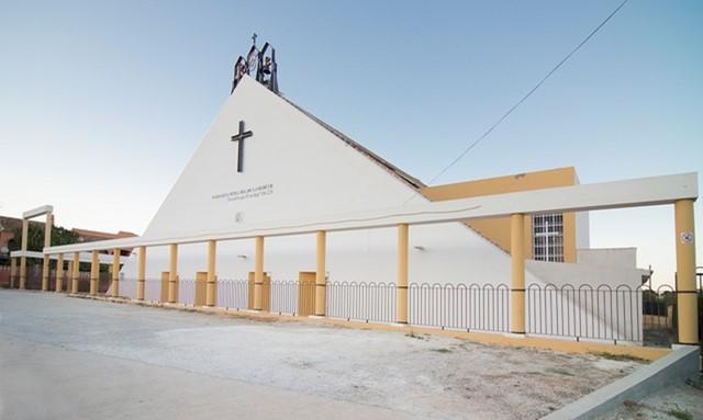 Calp financiará las obras para rematar la iglesia de la Merced tras más de 30 años de comenzar su construcción