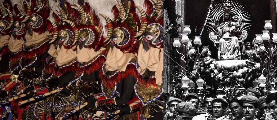 Callosa d'En Sarrià en festes (I): Los Moros y Cristianos y su patrona