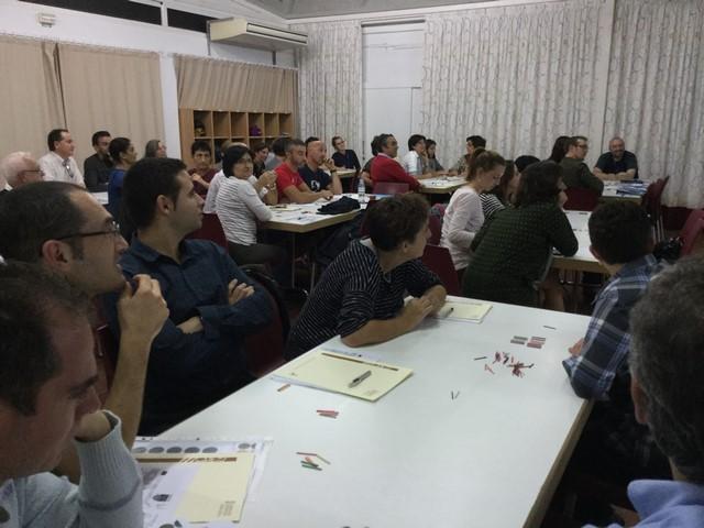 El colegio Paidos de Dénia clausura sus jornadas europeas SmartMaths