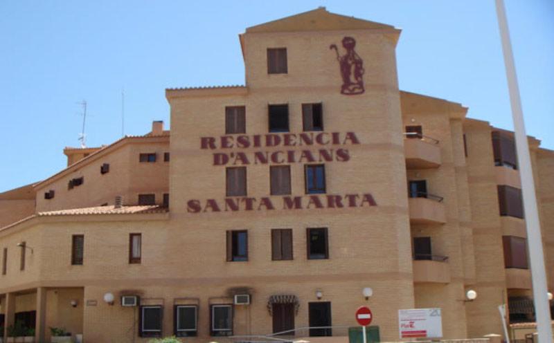 Fallece una mujer de 71 años en el Asilo Santa Marta tras ingerir amoniaco
