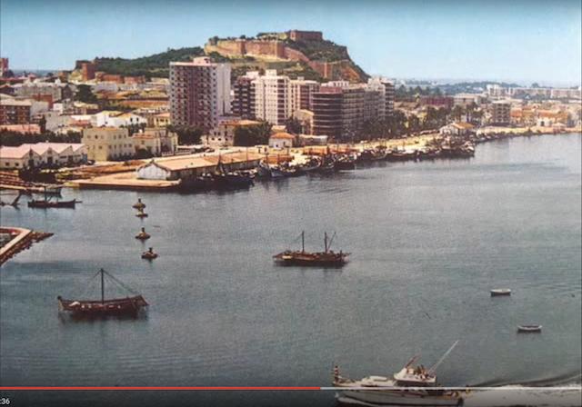 [Vídeo] Cien años del puerto de Dénia