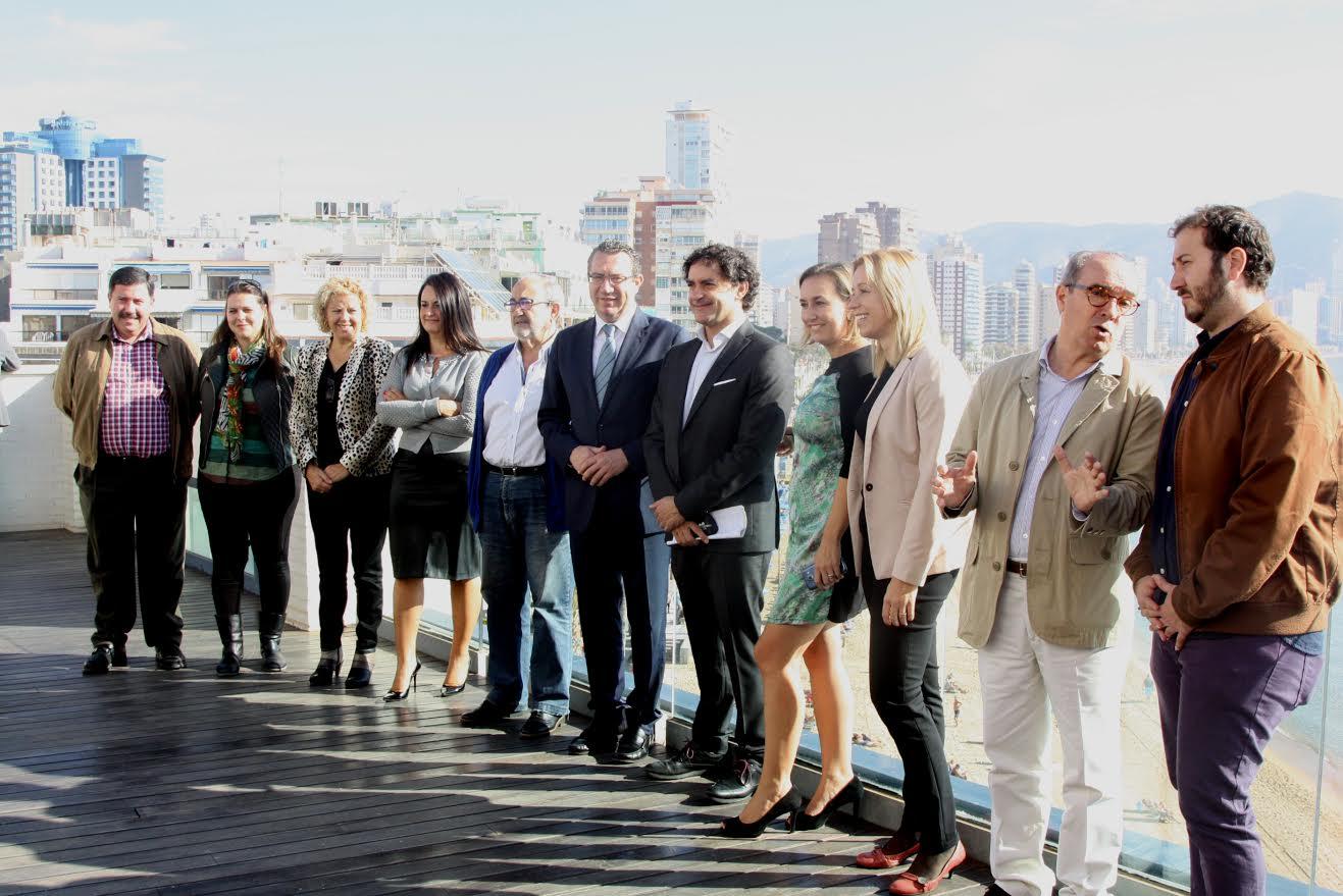 Benidorm premiará la tecnología aplicada a sus playas en el Concurso de Ideas Pedro Zaragoza