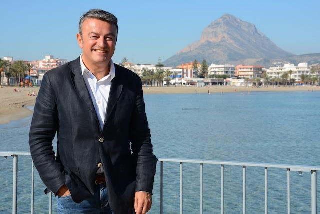 José Chulvi: «Xàbia ha de crecer sin dejar de ser pueblo. Ya hay viviendas vacías de sobra»